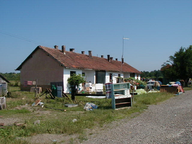 Baraka kod Šljunkare 20.06.2001