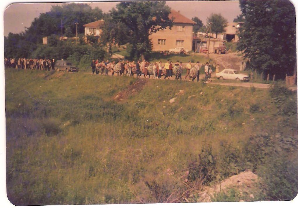 Djurdjevik, Lijeha 1985., dzenaza Becir Nisic