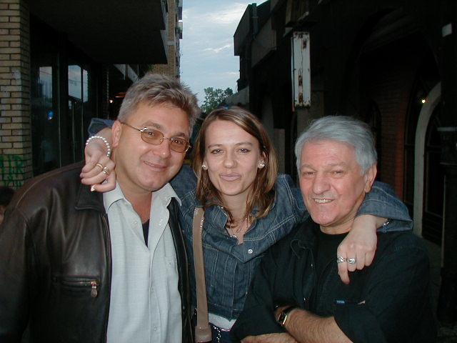 Kemal Monteno sa fanovima 03.07.2001