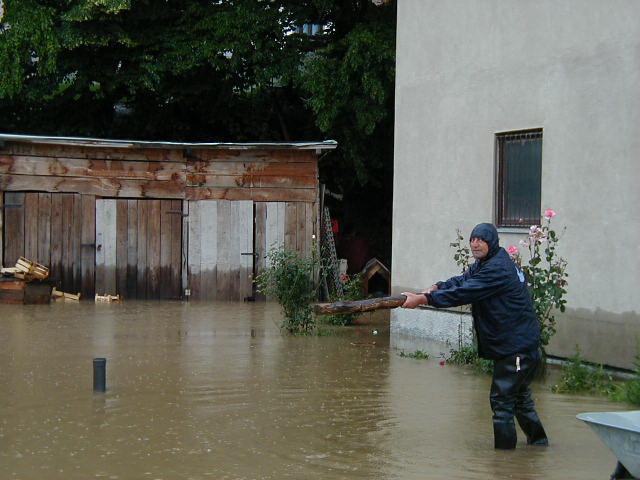 Poplava na Karauli 20.06.2001