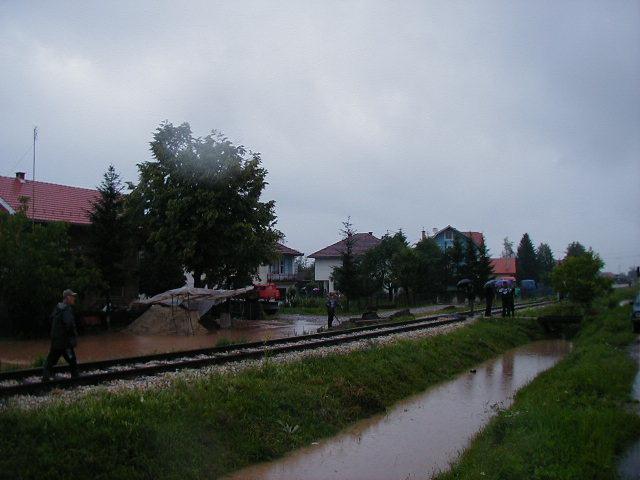 Pruga u vodi 20.06.2001