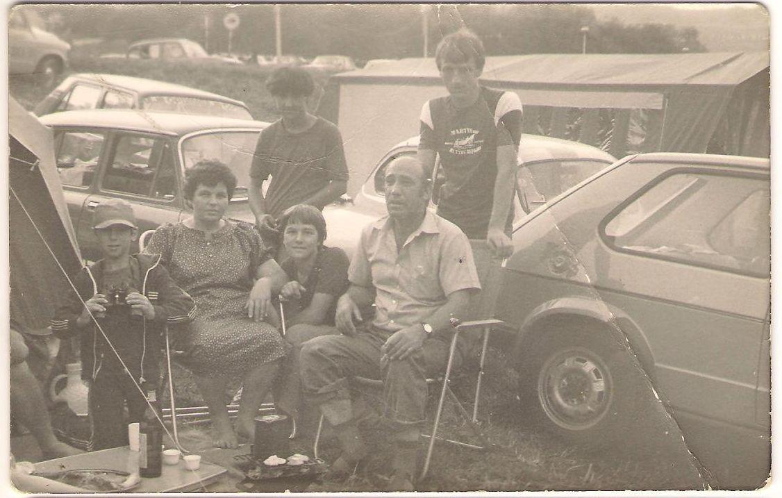 Rally Sutjeska 1982 Nisic