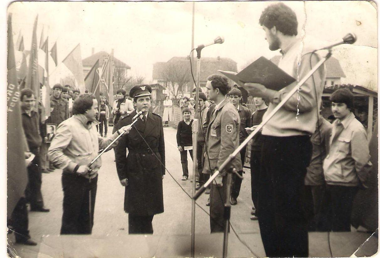 Smotra ORB Sava Kovacevic 01.04.1982_