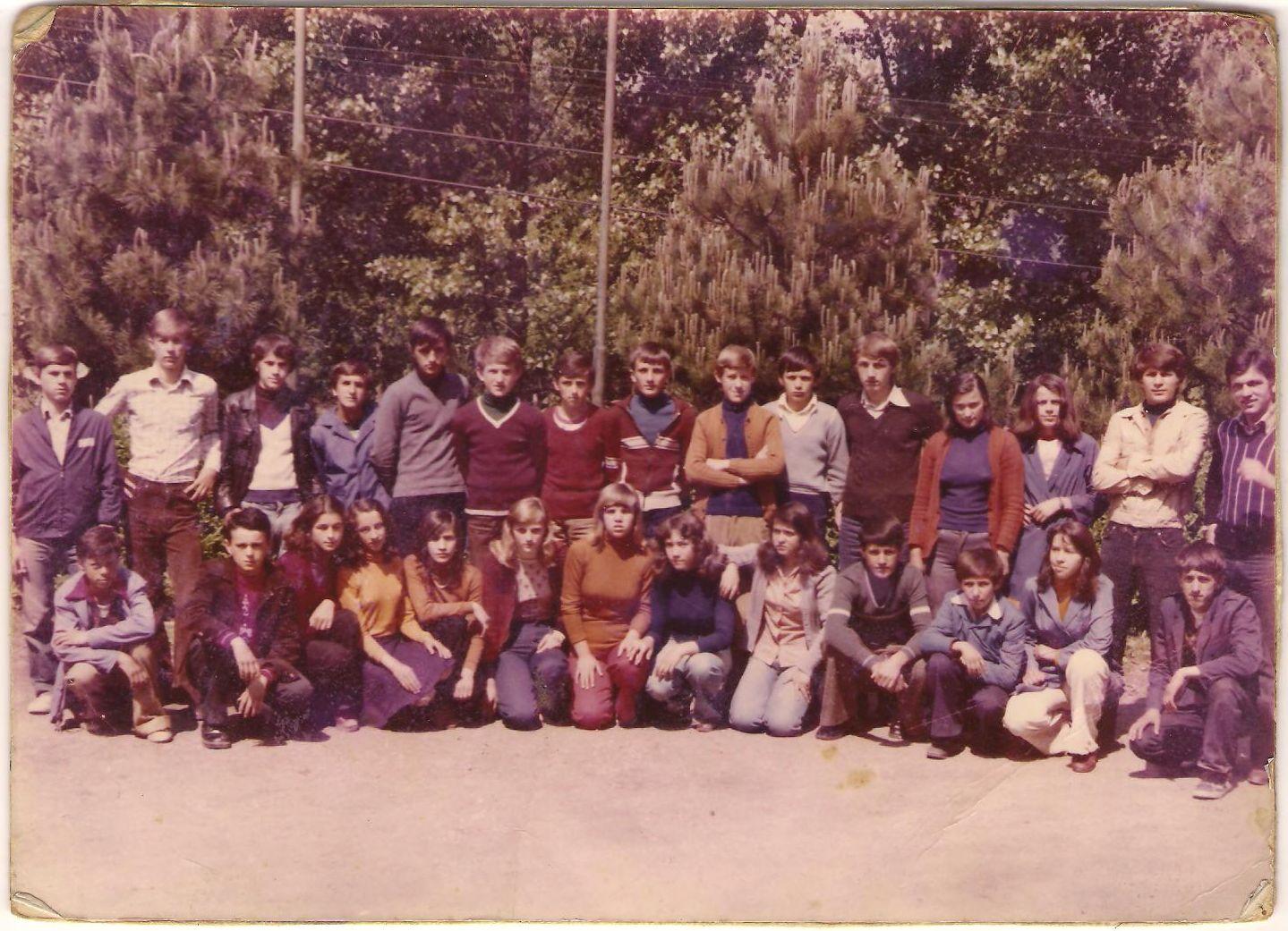 VIIIF 1978. O.S. Rade Marjanac