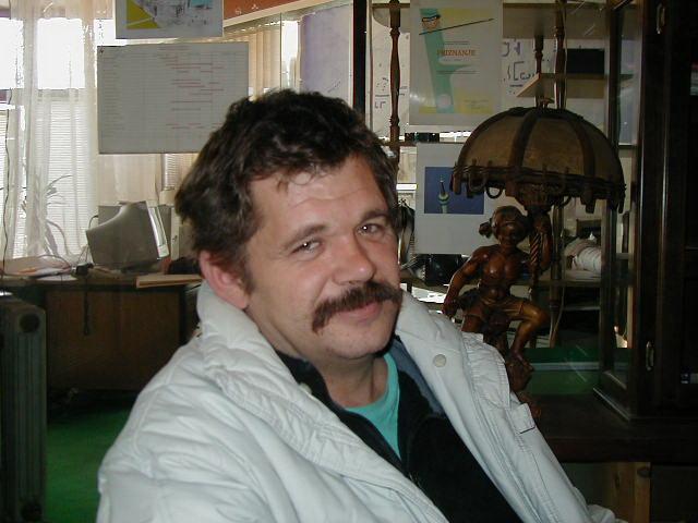 Sjećanje na Tonija Anušića 20.11.2000